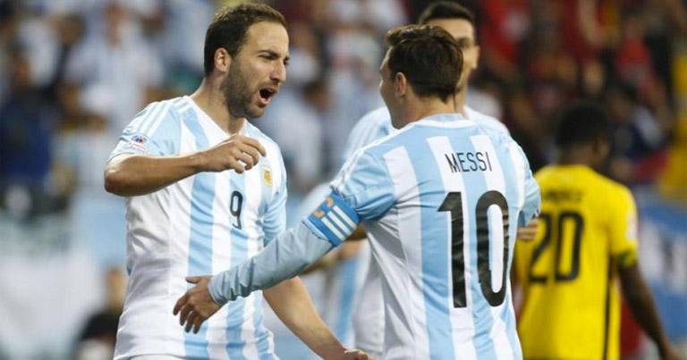 Argentina - Finale di copa america, quote e pronostici su bonusvip