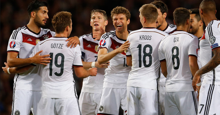 Germania - I migliori bonus scommesse su bonusvip