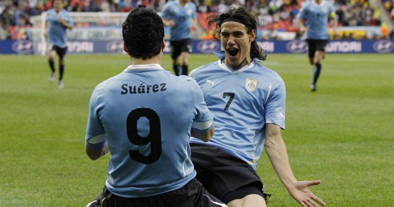 Uruguay - Pronostici sul calcio internazionale e bonus scommesse su bonusvip
