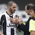 Juventus Bonucci Allegri e le news del calcio di serie A su BonusVip
