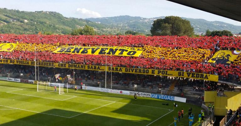 Benevento - Pronostico calcio serie b e bonus scommesse sportive