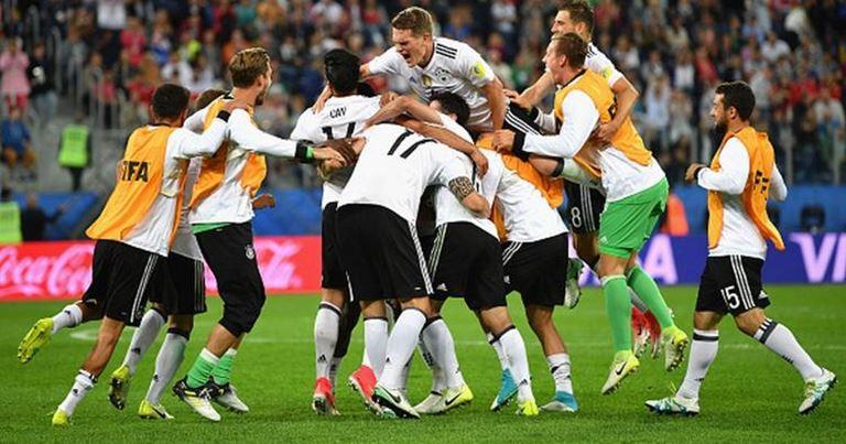 Germania - News di Confederations Cup 2017