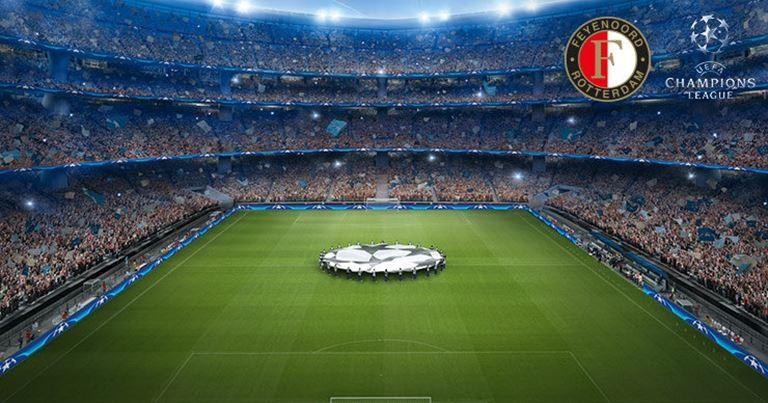 Feyenoord - Pronostici Champions League su Bonusvip