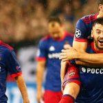 CSKA Mosca - Pronostici di Champions League su BonusVip