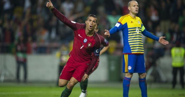Portogallo - Qualificazioni mondiali 2018