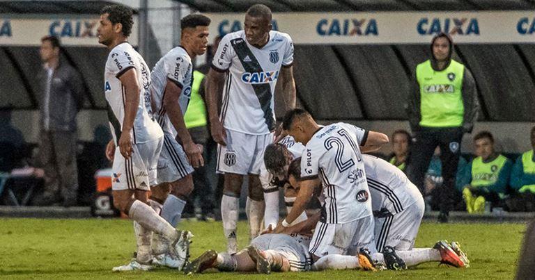 Ponte Preta SP - Pronostici Brasileiro Serie A su BonusVip