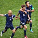 Giappone - I pronostici dei mondiali 2018