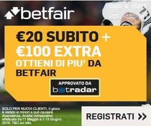 Betfair Bonus Sport
