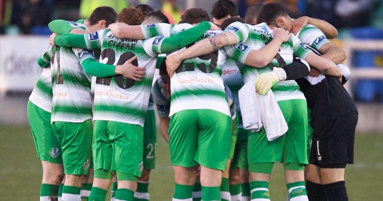 Shamrock Rovers - Coppa di lega irlandese