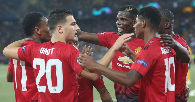 Manchester United - I pronostici di Champions League