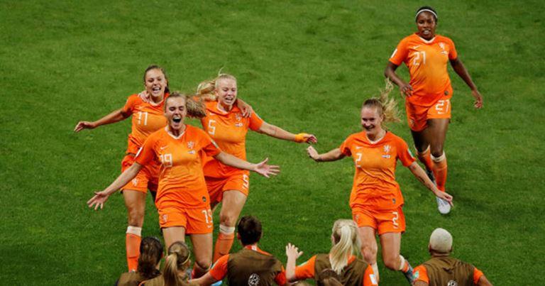 Olanda Donne - Pronostici Mondiali di calcio femminili