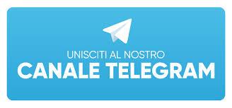 Unisciti al nostro canale Telegram