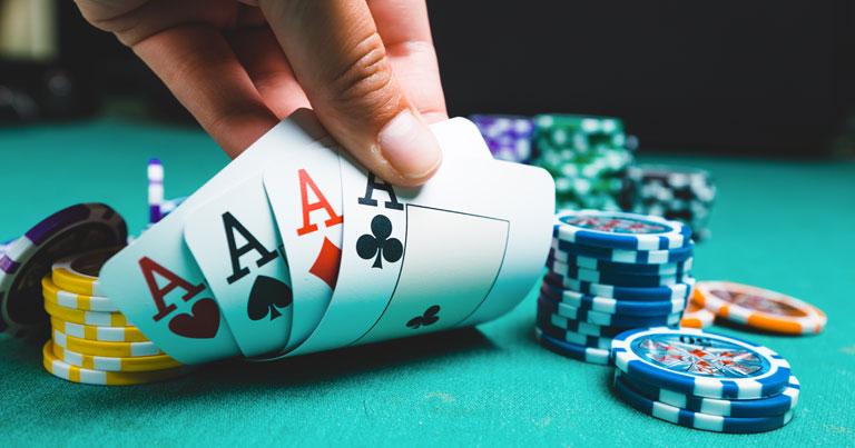 Poker e poker on line